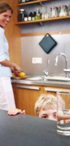 Carbonit Kalkfilter in der Küche