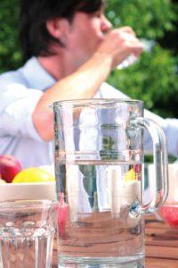 Wasser Entkalkung Carbonit