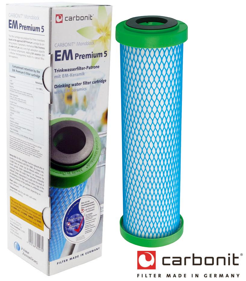 "4 Aktivkohlefilter Filterpatrone Filterkartusche Filtereinsatz 20/"" Wasserfilter"