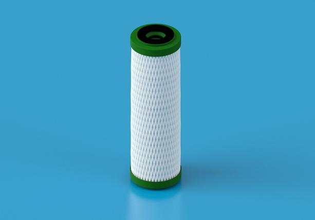 Carbonit NFP Premium  3 Stück Filterpatronen Wasserfilter