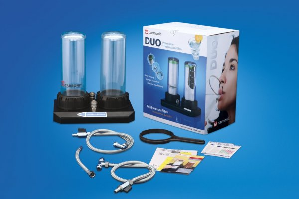 Carbonit nitrat wasserfilter duo